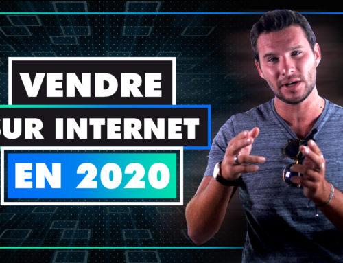 La meilleure façon de vendre sur internet en 2020