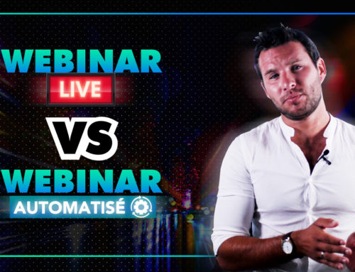 Webinar Live VS Webinar Automatisé ?